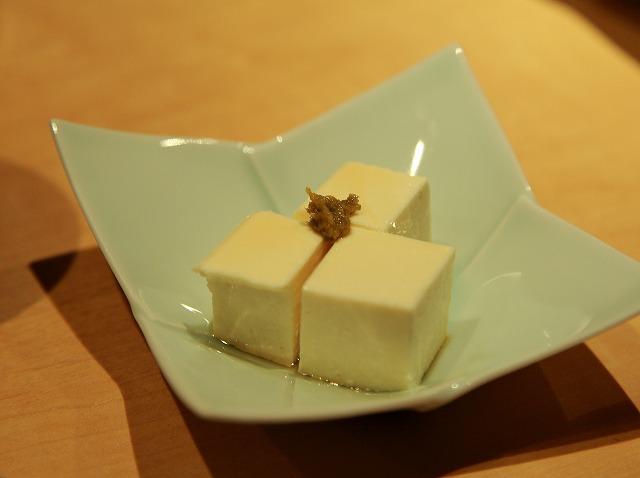 豆乳のチーズ
