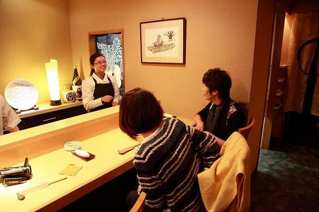 今回素敵なお店をご紹介して下さった村田さんが、唯一ひとりで入れる店のひとつ