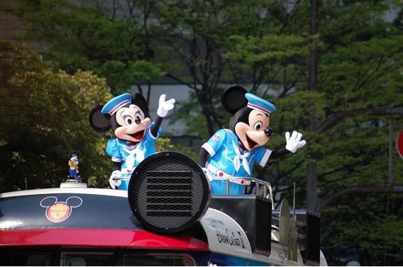 ディズニーパレード2