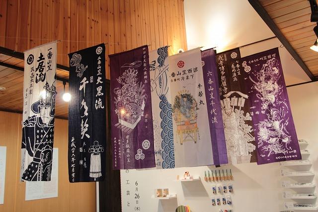 博多伝統工芸館にて 7月1日撮影