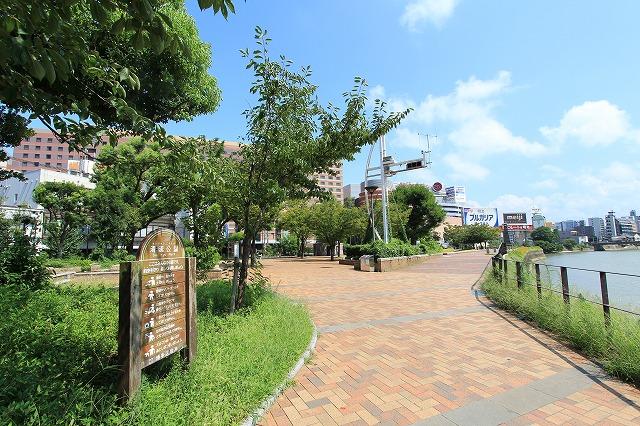 清流公園(野外ステージ)