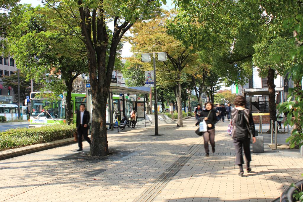 博多の街の風景2