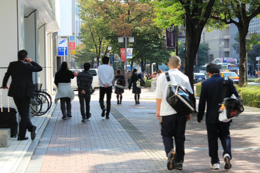 博多の街の風景3