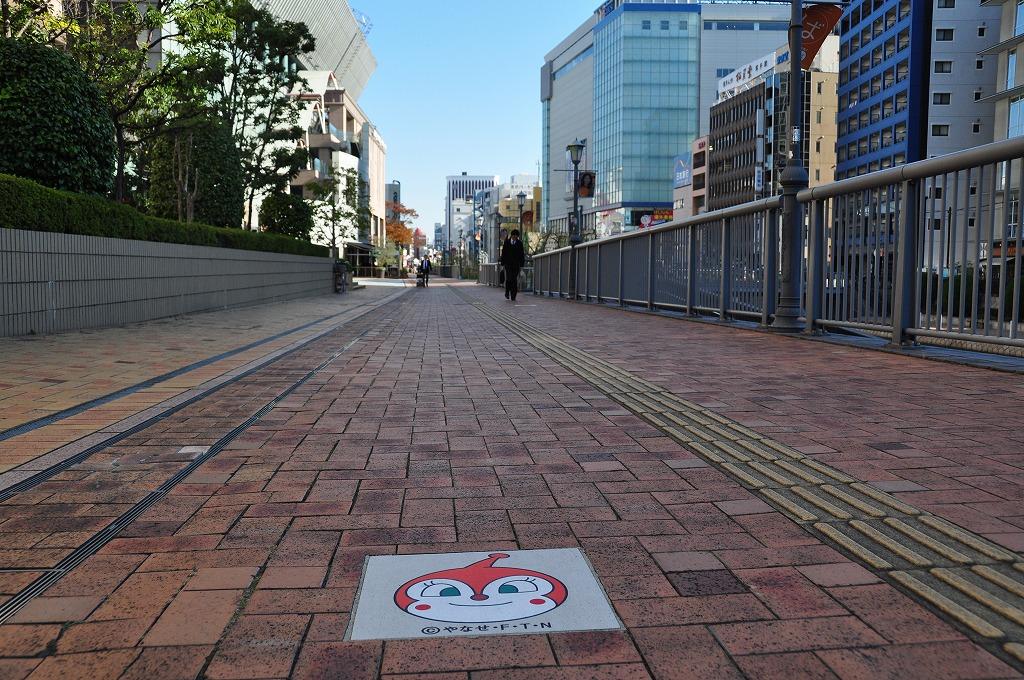 ちびっ子に大人気の福岡アンパンマンこどもミュージアムinモール(リバレインセンタービル5、6F)
