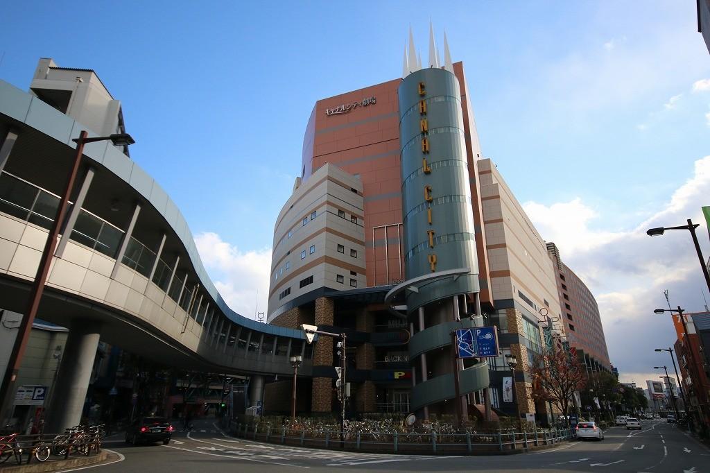 キャナルシティ博多1