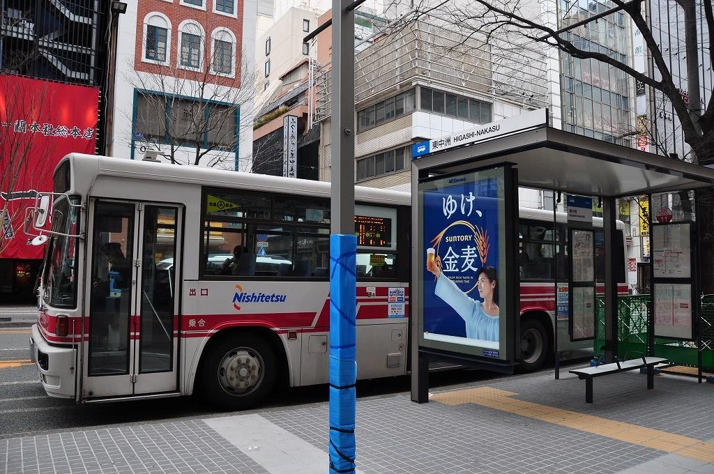 中洲・西鉄バス
