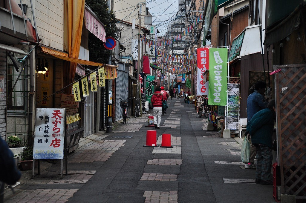 美野島商店街2