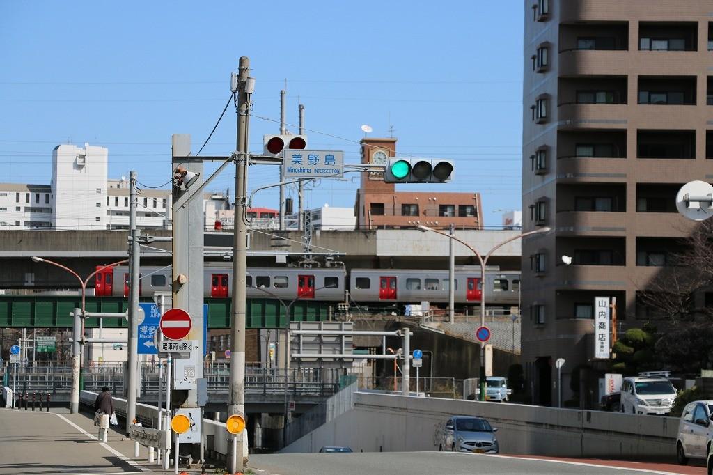 美野島の街4