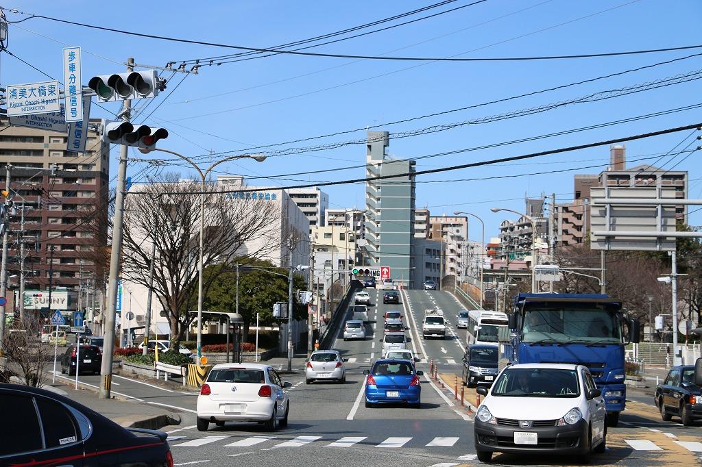 美野島 通り2