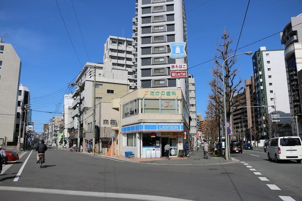 美野島 通り