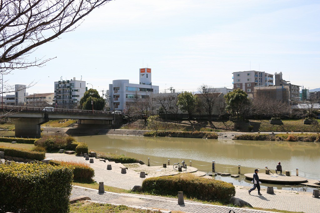 那珂川河川緑地 美野島南公園