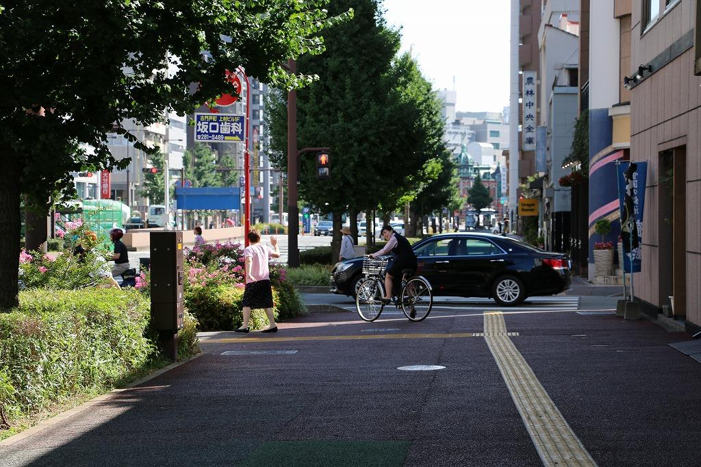 奈良屋の町