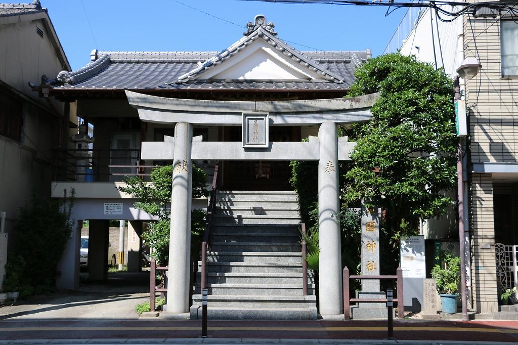豊国神社(福岡市文化財)
