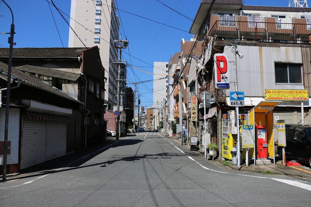 奈良屋の街の雰囲気2